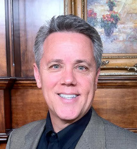 Patrick Pharris, CMO